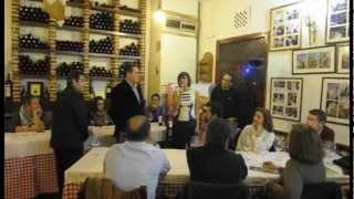 Catas al completo en el tercer Otoño Enológico de Caja Rural de Segovia