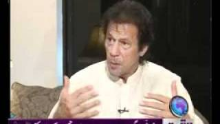 Insight Imran Khan – Exclusive Interview 11 Sep 2011