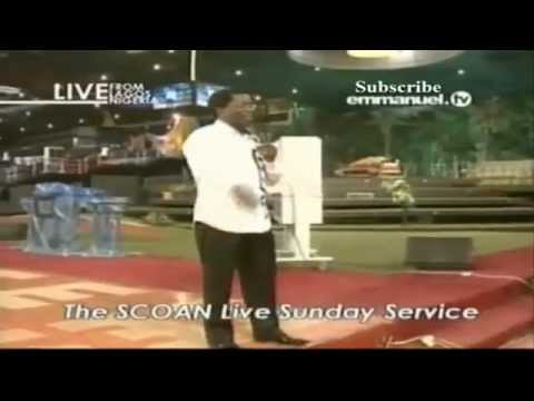 SCOAN 20 April 014: Prophet TB Joshua Message To The Nation Of Nigeria, Emmanuel TV