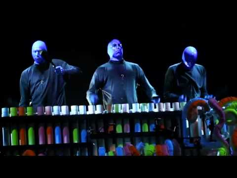 Blue Man Group on NCL's Norwegian Epic - CruiseGuy.com