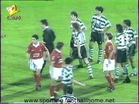 13J :: Benfica - 2 x Sporting - 1 de 1993/1994