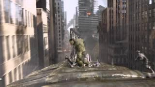 Marvel''s The Avengers Blu-ray Clip 5