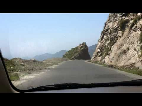 Bunair to katlang mardan new road