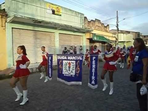 Desfile Cívico da Escola Estadual Dr. Alcides Pereira (Maruim - SE)