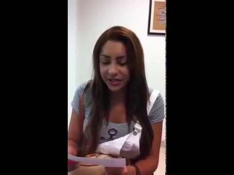 El antes y el después de la presentadora Linda Yepes Agámez (parte 2)