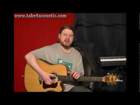 Cours de guitare : Les rythmiques 1 : noires et blanches - Partie 1