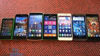 Обзор Nokia XL: большой размер для Android-приложений (review)