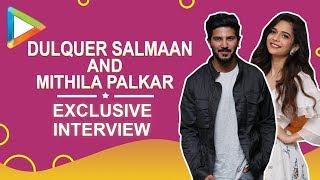 "Dulquer Salmaan: ""It feels AWKWARD to promote Karwaan without IRRFAN KHAN"" - HUNGAMA"