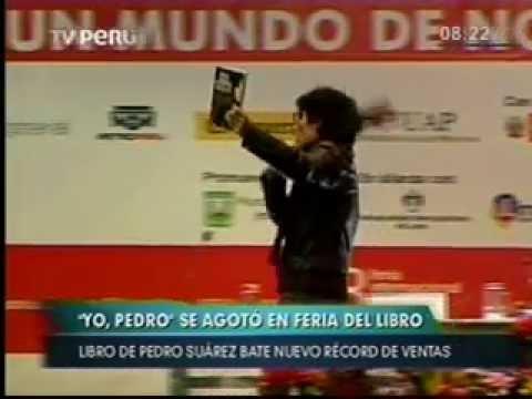 Tv Perú Noticias reportó récord de ventas por el libro de PSV