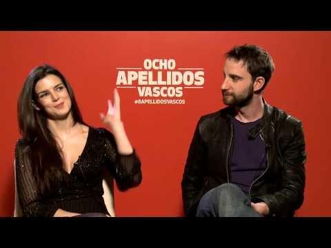 'Ocho apellidos vascos': Entrevista a Clara Lago y Dani Rovira