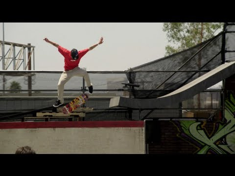 Momentum - Ryan Sheckler Part 2 - Skateboarding - Episode 8