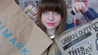 fayesfix – Mini Collective Haul (Primark, Urban Outfitters…)