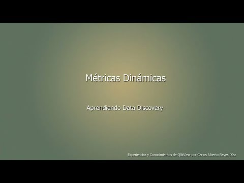 Metricas Dinamicas con Variables