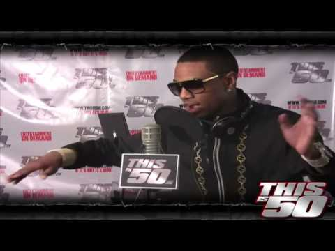 Soulja Boy - Mic Check Mondays - Thisis50 Freestyle