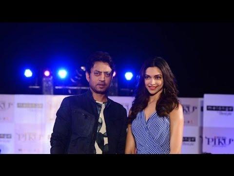 Deepika Padukone And Irrfan Khan Promote 'Piku'