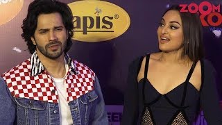Varun Dhawan teases Sonakshi Sinha by calling her 'Bhabhi' | Bollywood News - ZOOMDEKHO
