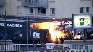 فيديو مُثير : لحظة اقتحام متجر يهودي وقتل محتجزي الرهائن بباريس
