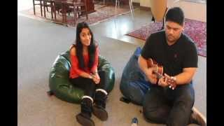 You and I by Ingrid Michaelson (Cover by Ryan Lim and Anisha Satish)