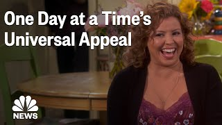'One Day At A Time' Showrunner, Star On The Netflix Series' Universal Appeal | NBC News - NBCNEWS