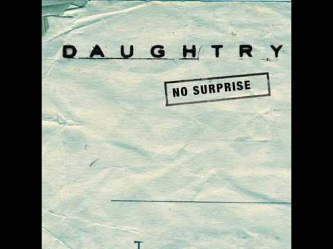 Daughtry No Surprise