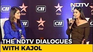 The NDTV Dialogues With Kajol - NDTV