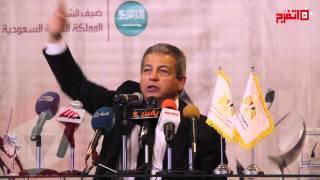 خالد عبدالعزيز: سنشارك في أولمبياد