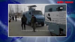video : कुलगाम मुठभेड़ के दौरान पांच आतंकवादी ढेर