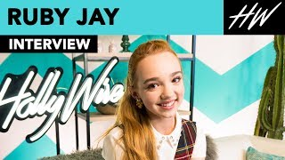 Holly Hobbie Star Ruby Jay Cries Over Todrick Hall & Reveals Meaning Behind 'Young Love' I Hollywire - HOLLYWIRETV