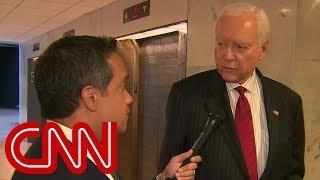 GOP senator on Trump allegations: I don't care - CNN