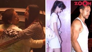 Aishwarya's Dinner Date With Her Mom & Aaradhya | Tiger, Disha Spotted For A Movie Date & More - ZOOMDEKHO