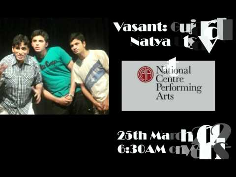 Vasant  Gujarati Natya Utsav at NCPA on 25th march, 6 30AM Onwards
