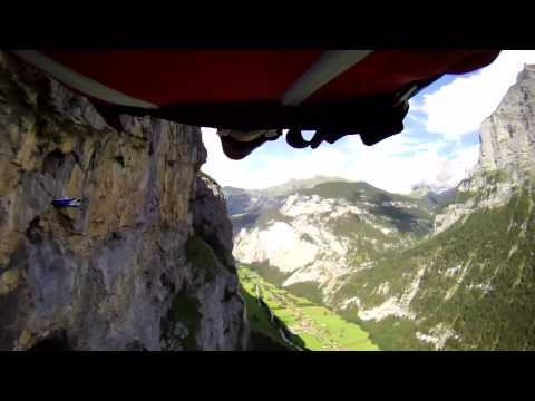 Plunge Into the Science of BASE Jumping