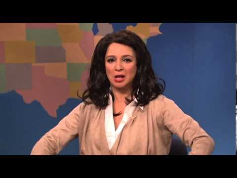 The Women Of Snl 2012) Maya Rudolph Oprah Sketch
