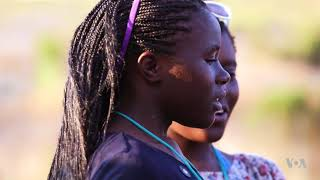 Kenyan Girls Use Technology to Combat Female Genital Mutilation - VOAVIDEO