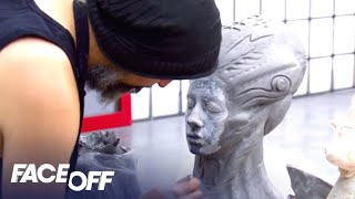 FACE OFF | Season 13, Episode 3: Mixed Emotions | SYFY - SYFY