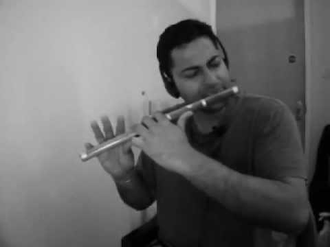 Munbe vaa Flute