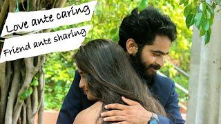 Love ante caring Friend ante sharing Telugu short film 2019 Ft-Gandi Gopi & NeelimaReddy  - YOUTUBE