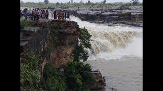 मध्यप्रदेश के शिवपुरी में हादसा- सुल्तानगढ़ झरने में अचानक आई बाढ़ से 2 की मौत,30 फंसे होने की आशंका - ITVNEWSINDIA