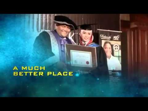 2012 GRADUATION DR AZIZAN OSMAN UNIVERSITY OF LIFE..mp4