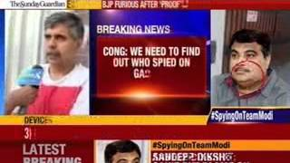 Congress Rajiv Shukla says government must clarify - NEWSXLIVE