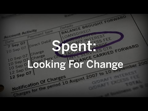 Spent: Looking For Change 2014 documentary movie, default video feature image, click play to watch stream online
