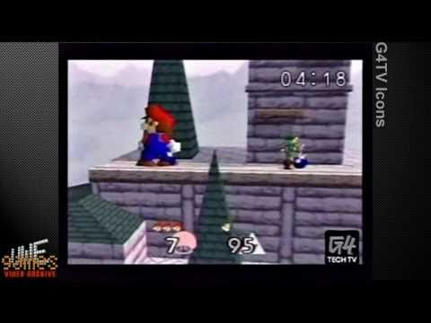 G4TV Icons: Story of Mario (Part 2 of 2)