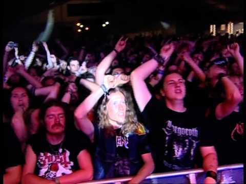 Video - TOKYO BLADE @ WET-Stage-Wacken Open Air 2011