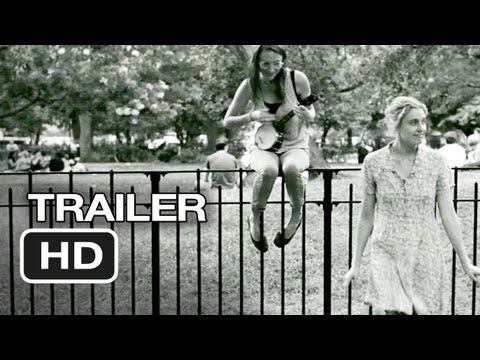 Frances Ha Official Trailer #1 (2013) - Noah Baumbach Movie HD