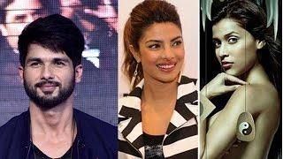 Tiger Shroff replaced by Shahid Kapur, Priyanka Chopra supports cousin Manaara Chopra