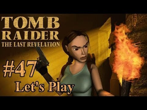 Let's Play Tomb Raider IV #47: In Masturb...ähm...Mastabas (PC, HD, Deutsch)