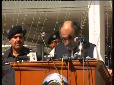 Nawab Raisani drunk speech