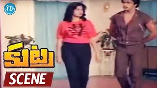 Kutra Movie Scenes - Arjun Helps Sekhar || Arjun, Mahalaxmi, Purnima - IDREAMMOVIES