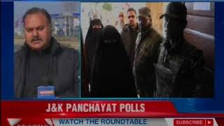 Vote Vs Terror: Voting underway for the first phase of Panchayat polls in Jammu & Kashmir - NEWSXLIVE