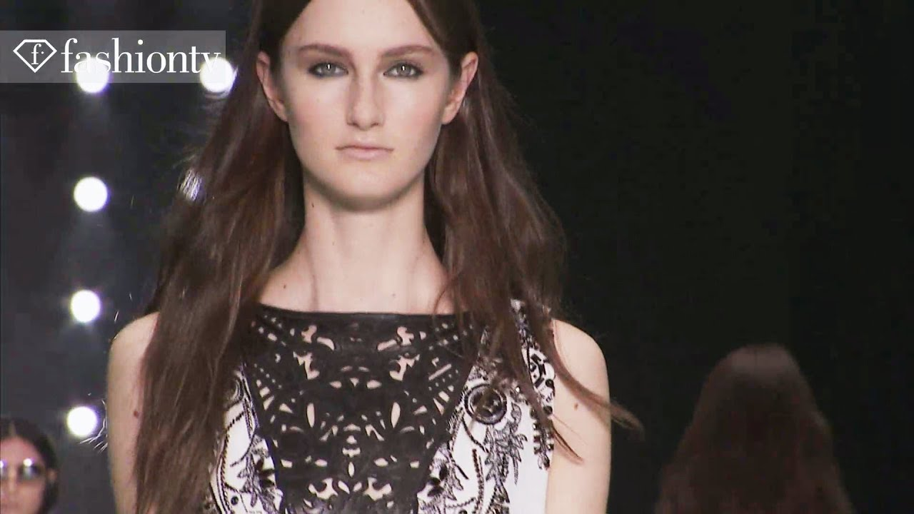 Roberto Cavalli Spring/Summer 2013 FULL SHOW | Milan Fashion Week | FashionTV